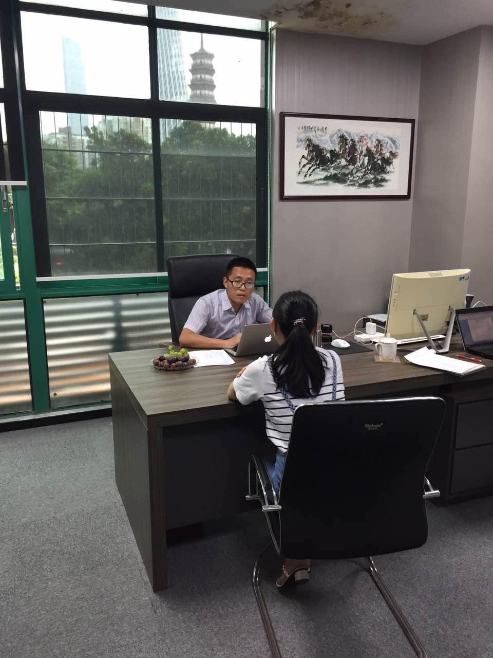 原点建设工程邀请品誉咨询姚老师为企业做绩效落地咨询8